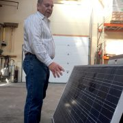 Rebates on solar panels decline but still a growing trend