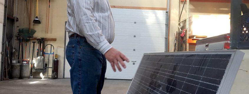 Rebates on solar panels decline but still a growing trend
