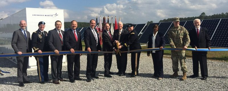 SunPower Completes 10-Megawatt Solar and 1-Megawatt Storage Project at U.S. Army's Redstone Arsenal