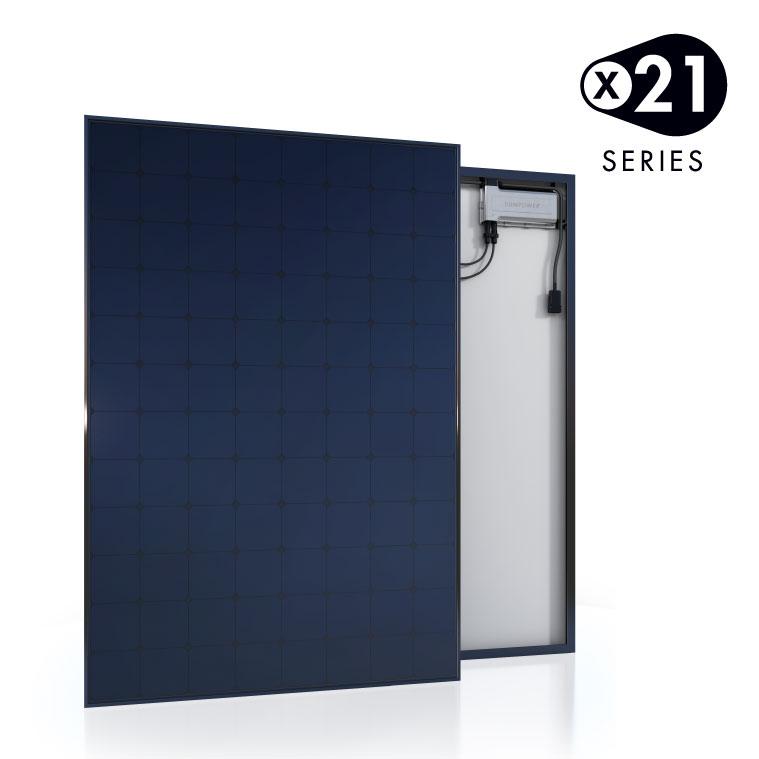 Sunpower x21-all-black